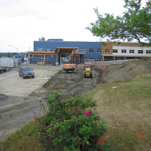 ALCC Drive and house demo 012